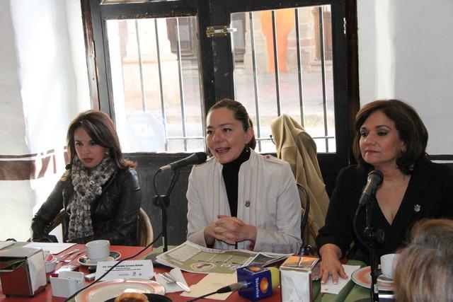Presentan actividades en torno al Día Internacional de la Mujer