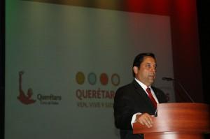 Lic. Mauricio Salmon Franz - Secretario de Turismo del Estado de Querétaro