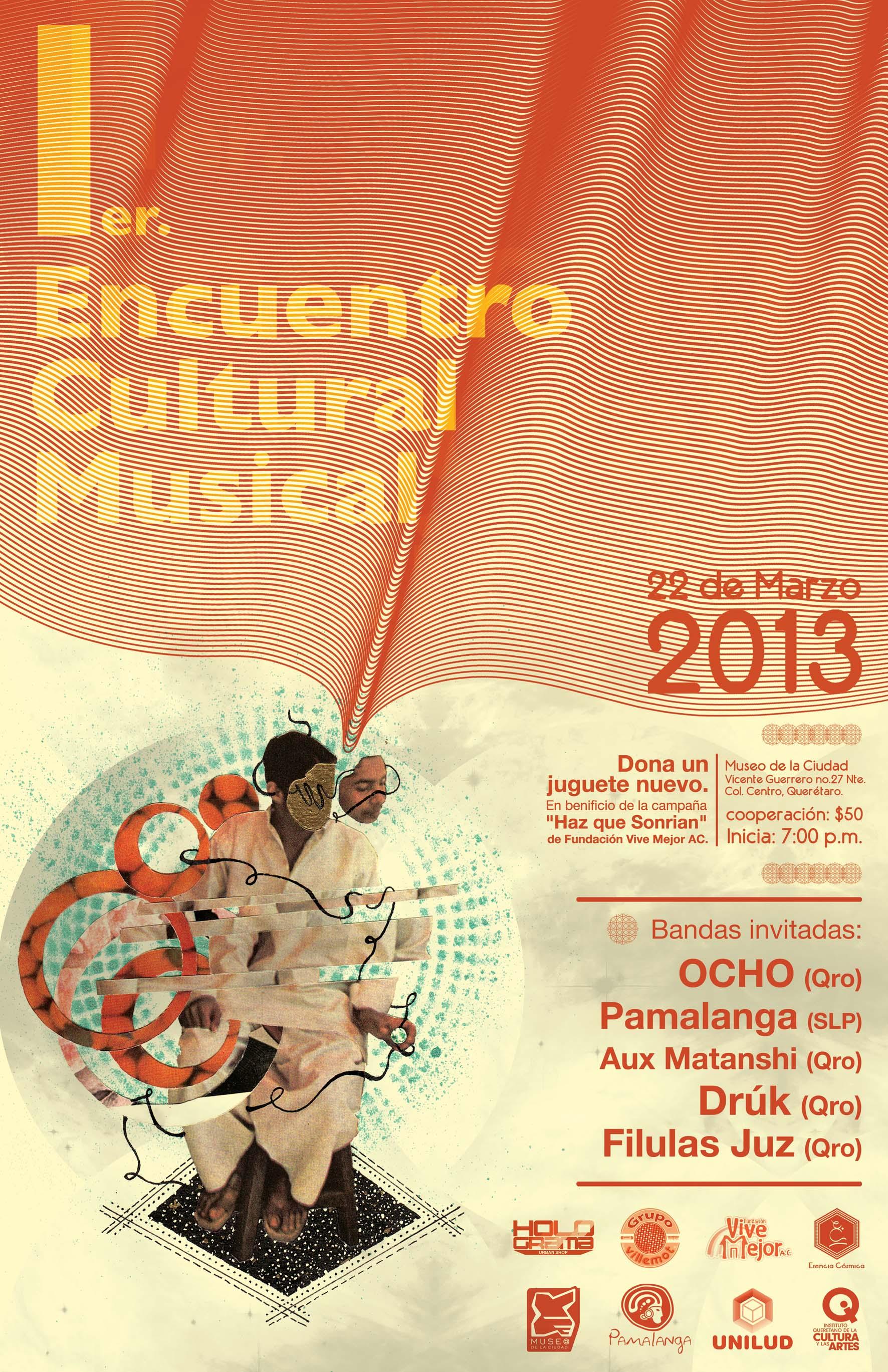 1er Encuentro Cultural Musical
