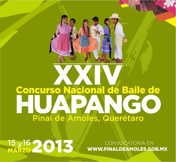 XXIV Concurso Nacional de Huapango. Pinal de Amoles, Querétaro