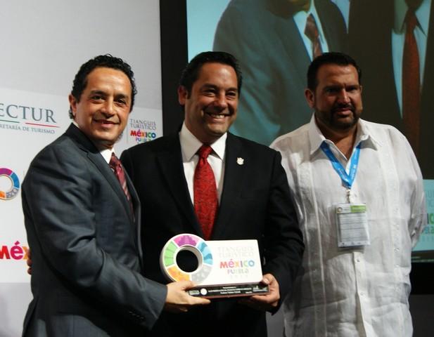 Rutas de Querétaro gana Premio Nacional