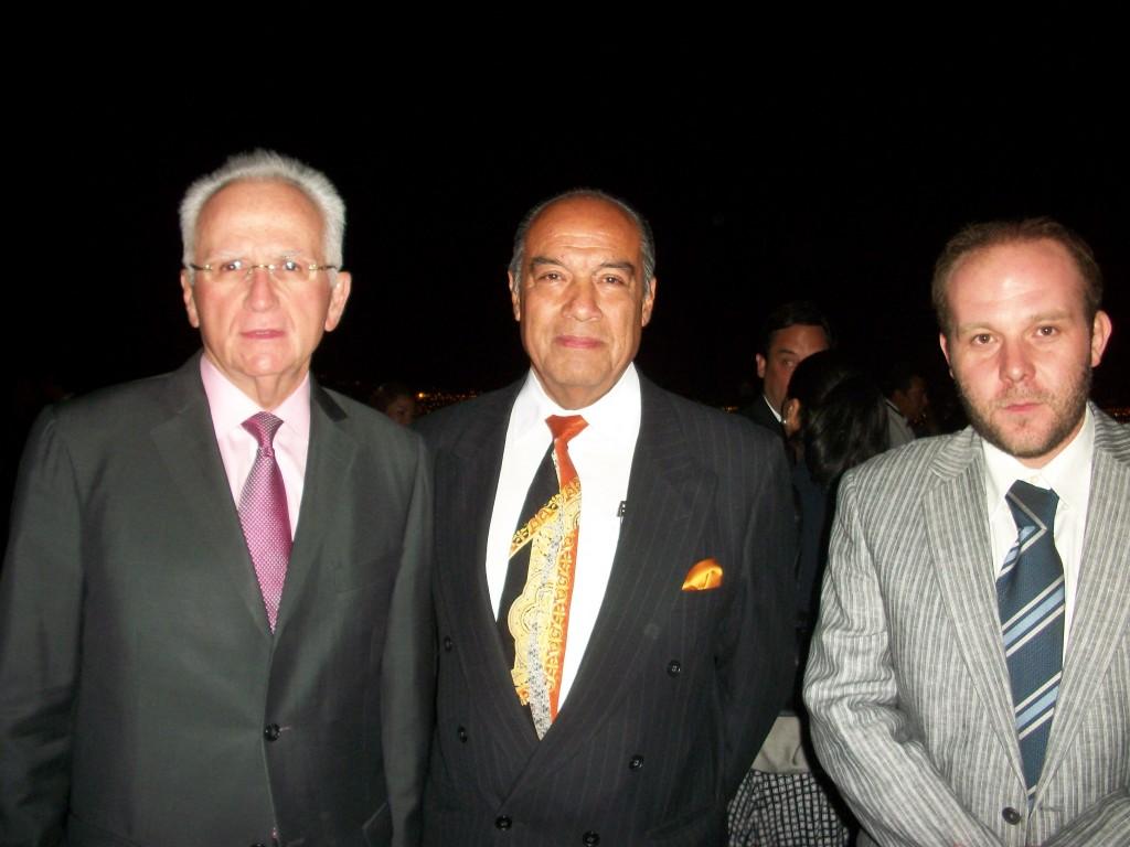 Rodolfo López Negrete Coppel - Arturo Ruiz - Alfonso Garcia