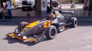 Antonio Renna, a LATAM F2000 con el A3 Energy Drink
