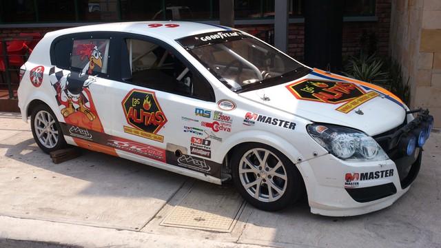 Nuevo equipo y nueva imagen para el veracruzano Carlos Valencia este fin de semana en la TC2000