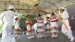 Celebran en Querétaro el Día Internacional de la Danza