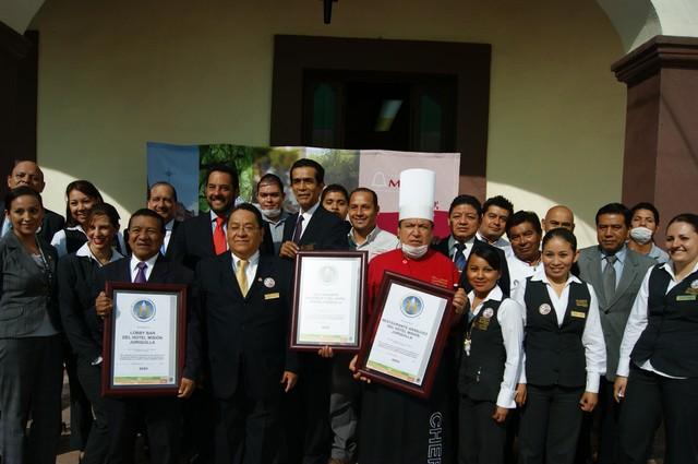 Entrega el Secretario de Turismo Distintivo H al Hotel Misión Juriquilla