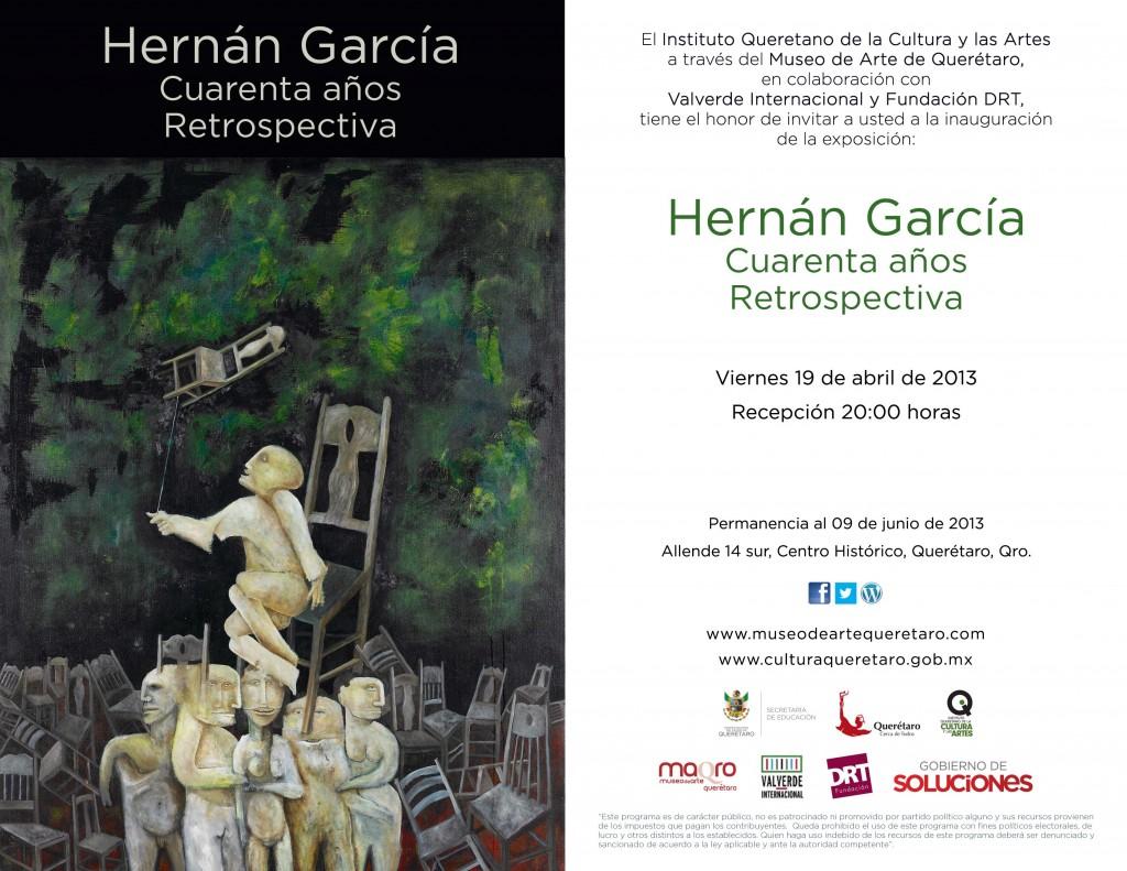 Hernan Garcia - 40 años retrospectiva