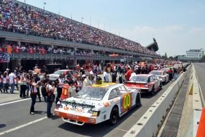 QUERÉTARO, LISTO PARA RECIBIR AL PELOTÓN DE NASCAR MÉXICO
