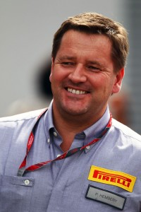 PAUL HEMBERY - Pirelli Motorsport Director