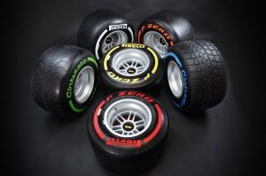 Pirelli Tyres F1 2013