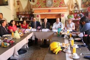 Presenta IQCA actividades de Querétaro en la FeNaL y en torno a la promoción de la lectura y la danza