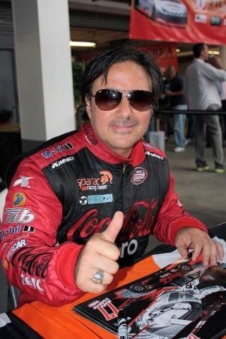 """Rafael Vallina por un buen resultado en la """"Queretana 200"""" de la Nascar Toyota Series"""