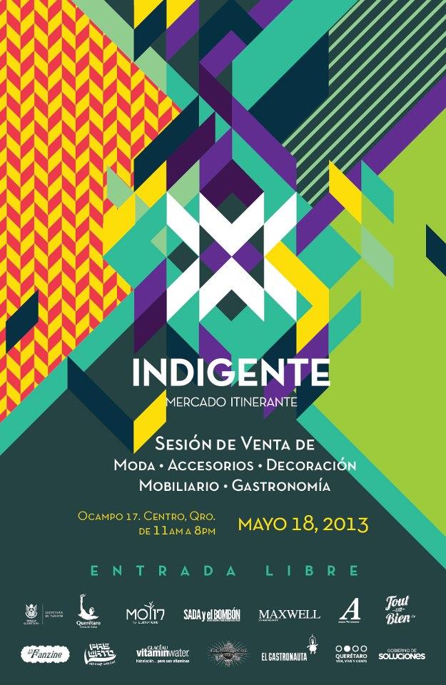 INDIGENTE, Mercado Itinerante