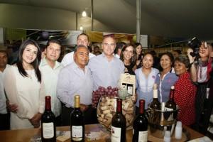 Inaugura el Gobernador del Estado la Feria Nacional del Queso y el Vino 2013
