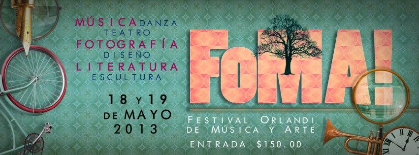 FoMA – Festival Orlandi de Música y Arte en Viñedos La Redonda.