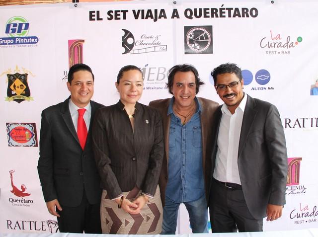 Impartirá el actor Luis Felipe Tovar taller de actuación para cine
