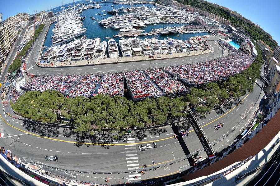 Monaco Grand Prix Video