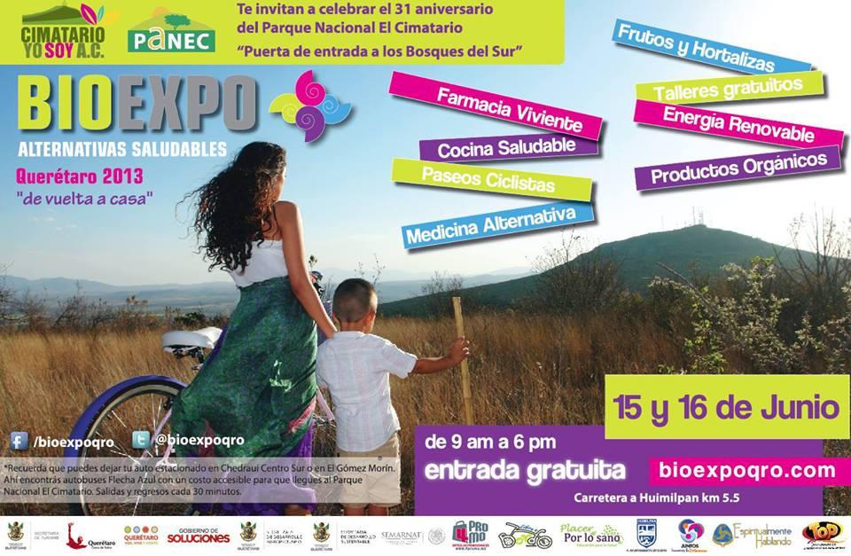 BioExpo en el Parque Nacional El Cimatario