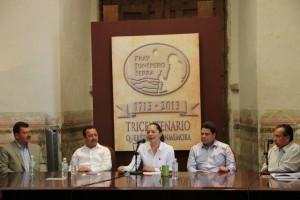 Actividades 300 años Fray Junipero Serra