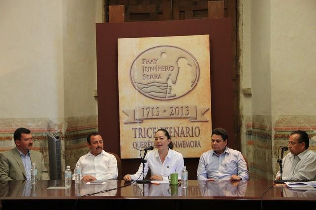 Actividades en celebración de los 300 años del nacimiento de Fray Junípero Serra