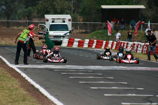 Exitosa tercera fecha del campeonato APEK en Guadalajara