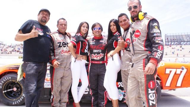 Carrera complicada para Rafael Vallina en el OAM