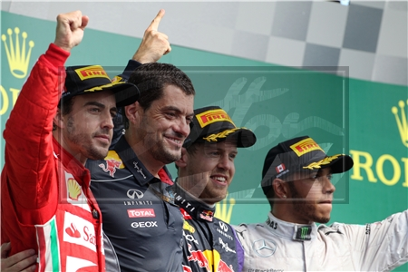 Canadian Grand Prix 2013 Video