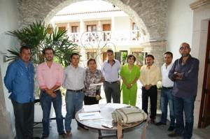 Se renueva Comité Bernal Pueblo Mágico