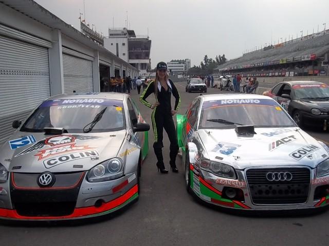 Colin Racing busca perfección en el Hermanos Rodríguez