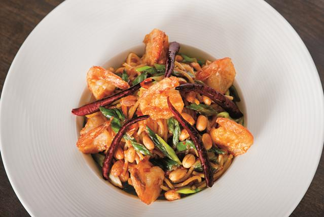 Receta Pasta Kung Pao – Por California Pizza Kitchen