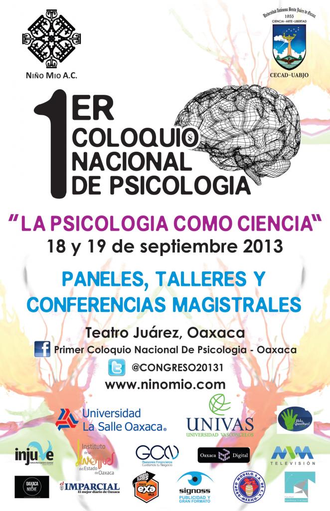 Congreso Psicologia Oaxaca