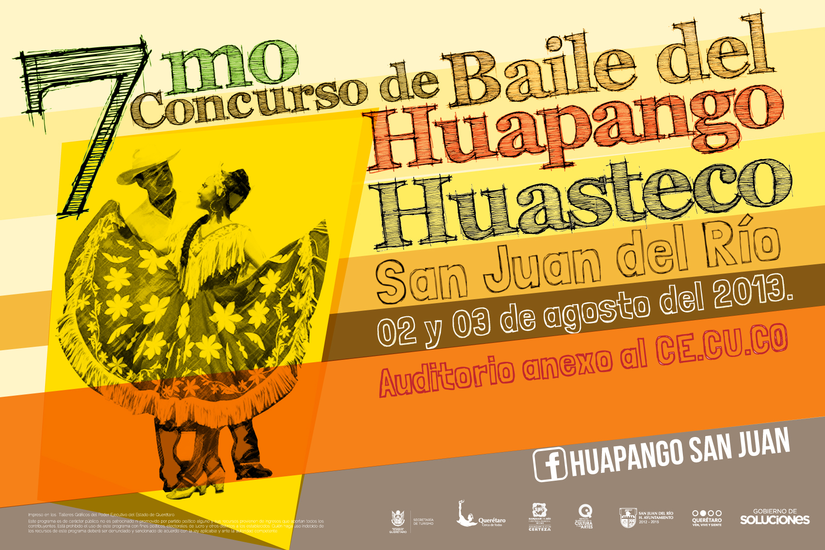 7mo Concurso de Baile del Huapango Huasteco