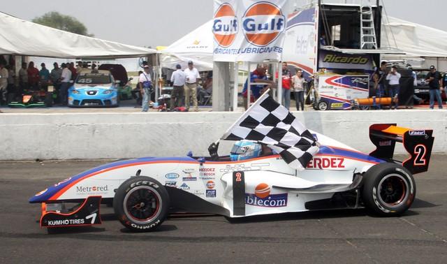 Los autos Fórmula más rápidos de Latinoamérica tomarán las calles de San Luis Potosí