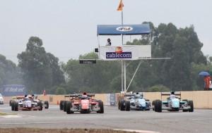 David Farías sorprende en la jornada dominical del Cablecom Grand Prix en San Luis Potosí