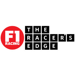 "Logo F1 The Racing Edge Completo ""Very good! What can I say?"""
