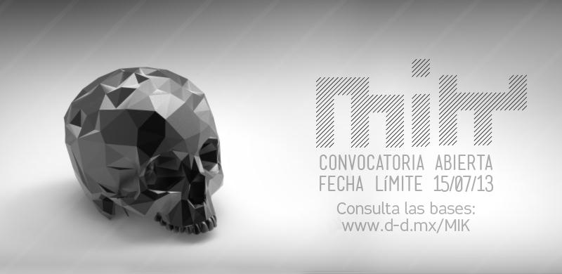 MIK Ofrendas Contemporáneas – Convocatoria Abierta