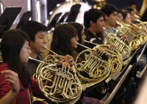 Orquesta Sinfonica Infantil de Mexico