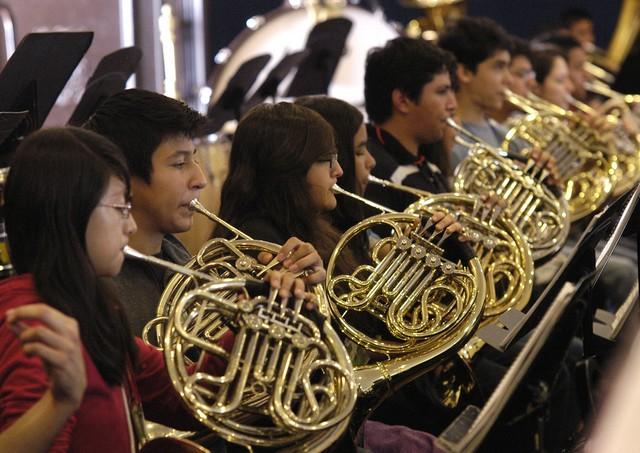 La Orquesta Sinfónica Infantil y Juvenil de México, una opción real artística para niños y adolescentes