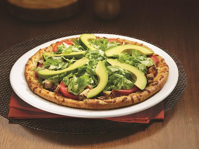Receta Pizza California Club – Por California Pizza Kitchen