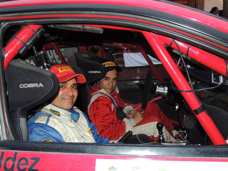 Participa el equipo PROJECT RACING en el 47º RALLY DE LA MEDIA NOCHE  los próximos 2 y 3 de agosto en Querétaro.