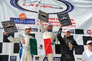 """José Carlos Sandoval se lleva el """"Cablecom Grand Prix"""""""