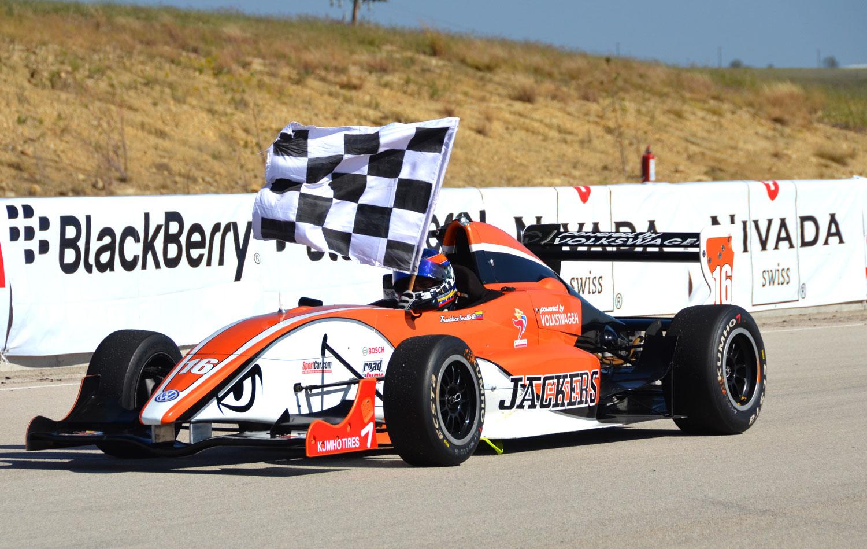 LATAM F2000 rodará en Texas por cuarto año consecutivo