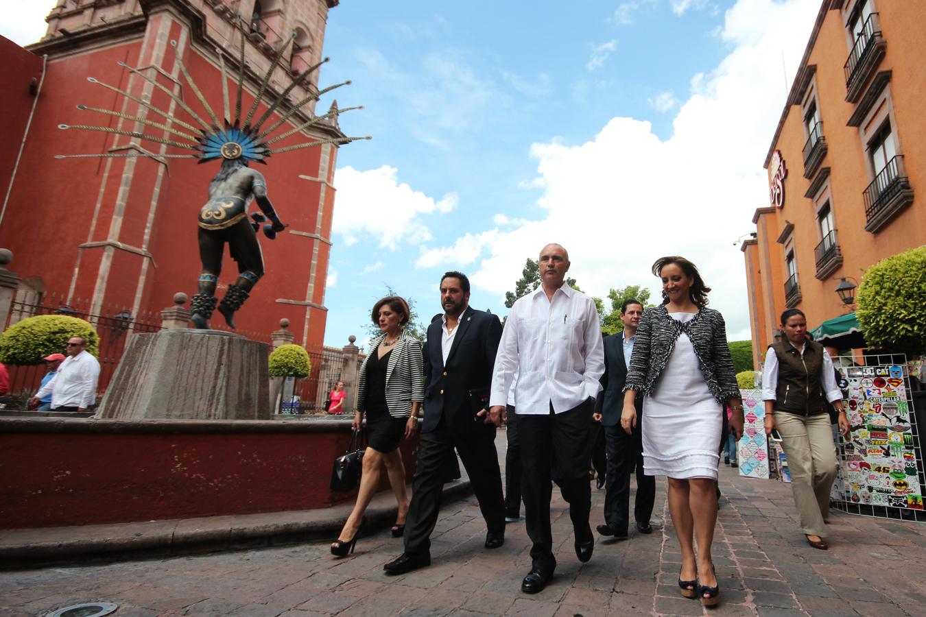El Gobernador del Estado y la Secretaria Federal de Turismo encabezaron el Foro Regional de Consulta del Programa Sectorial de Turismo 2013-2018