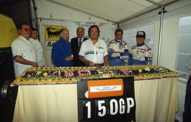 Minardi 1994 150 GP
