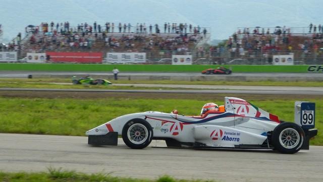 Pablo Sánchez arrasó con el Chiapas GP 2013