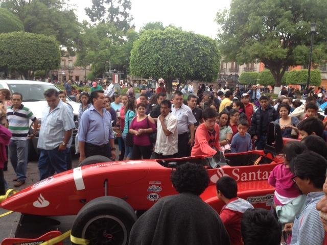 El Promotion Team del PANAM ya está en Querétaro
