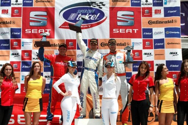 Resultados Super Copa Telcel presentada por SEAT en Querétaro