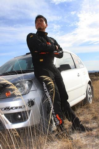 Gustavo Sánchez presente en la 24ª edición del Rally Patrio