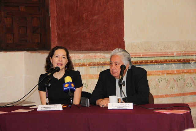 Presenta IQCA programa del 41 Festival Internacional Cervantino en Querétaro
