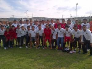Corregidores FC 2013